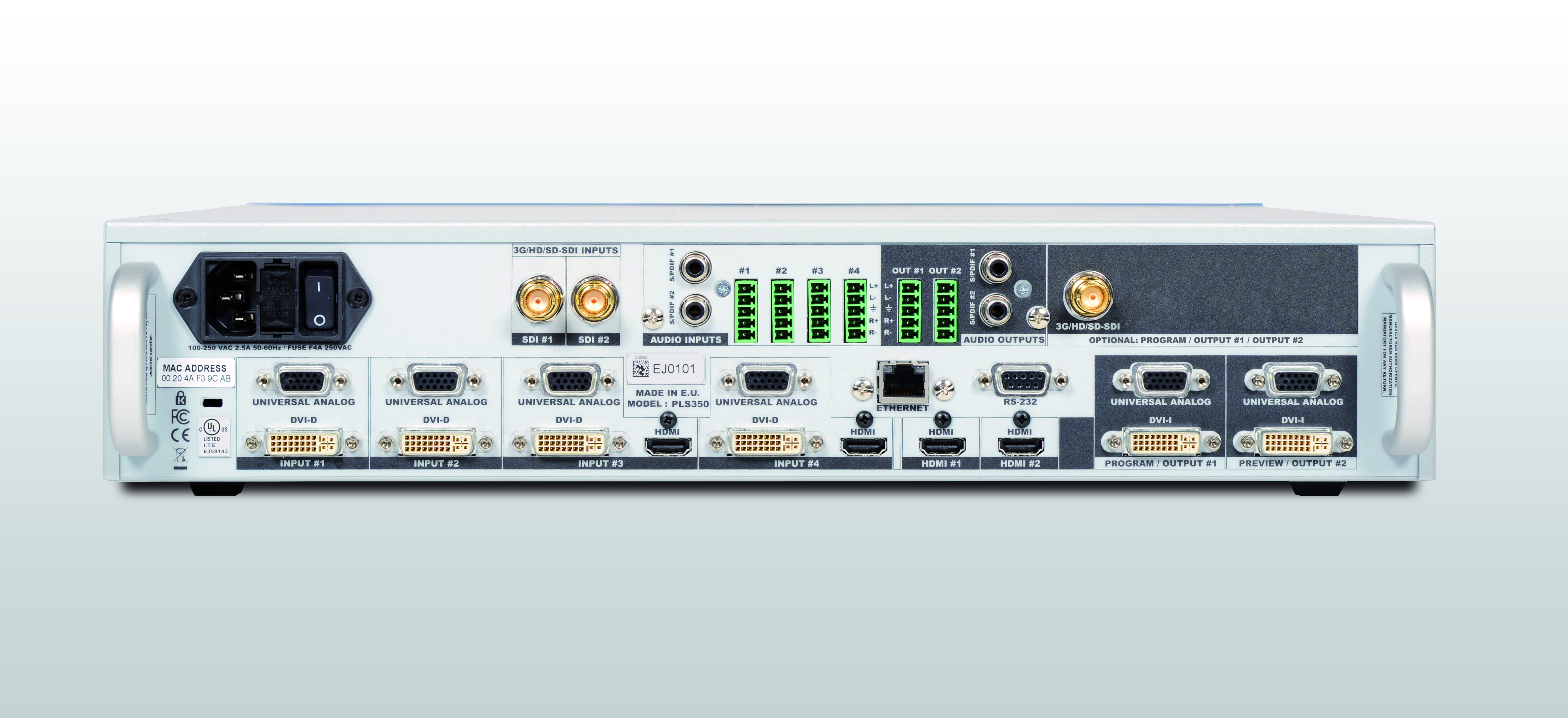 Pulse 3g Midra 2 Way Network Switch High Resolution Pictures
