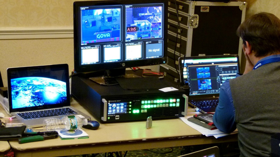 Visuel PM Lighting and Productions uses new NeXtage 16 in its first US show