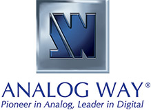 Home Analog Way - Pioneer in Analog, Leader in Digital